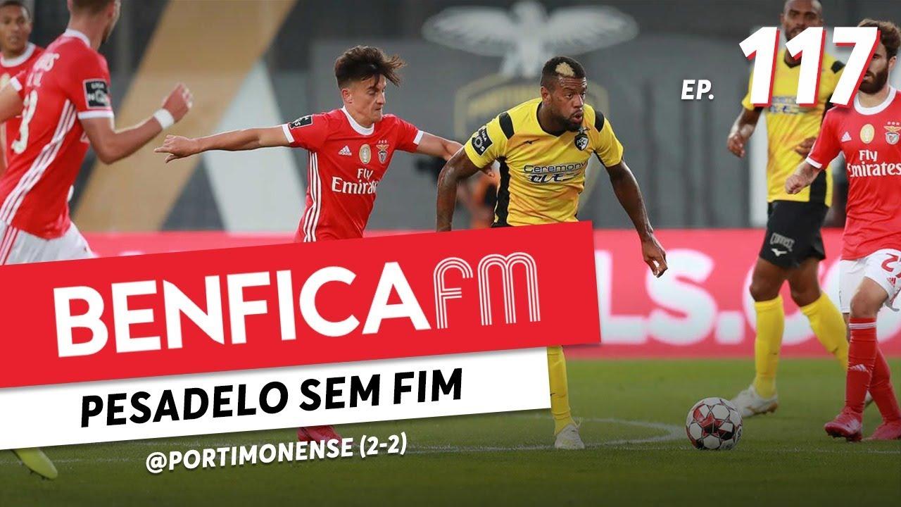 Benfica FM #117 - Portimonense x Benfica (2-2), Tiago Marques