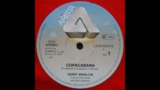 Barry Manilow - Copacabana (At The Copa) [He Called Her Rover Edit]