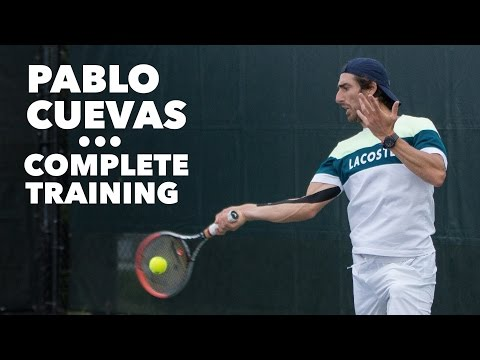 PABLO CUEVAS • INTENSE TRAINING & SLOW MOTION