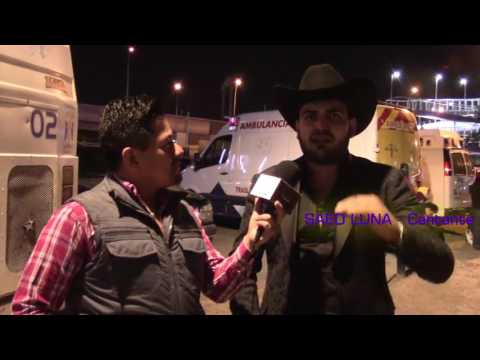 Entrevista con Saed Luna