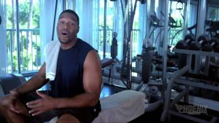 "Vaseline Men ""Gym 2"" - Commercial feat. Michael Strahan"