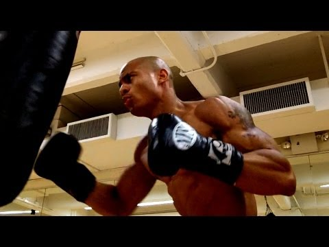 """How To Burn Fat Fast With """"BOXING"""" HIIT Cardio (Big Brandon Carter)"""