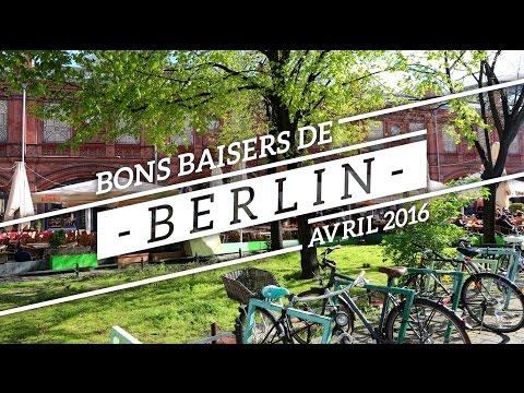 City guide Berlin ! Vlog Voyage