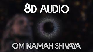 Om Namah Shivaya - 8D Surround Sound - Use Headphones