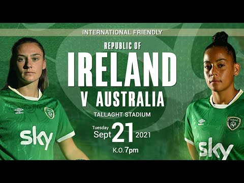 IT'S MATCH DAY | #IRLAUS Preview