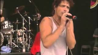 Show Me How To Live - Audioslave (PinkPop 2003) Resimi