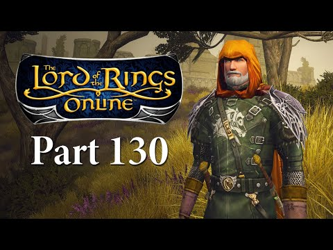 Lord of the Rings Online Gameplay Part 130 – Tâl Bruinen – LOTRO Let's Play Series