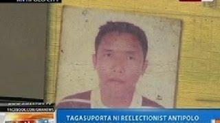 NTG: Tagasuporta ni Reelectionist Antipolo Mayor Leyble, sugatan matapos barilin