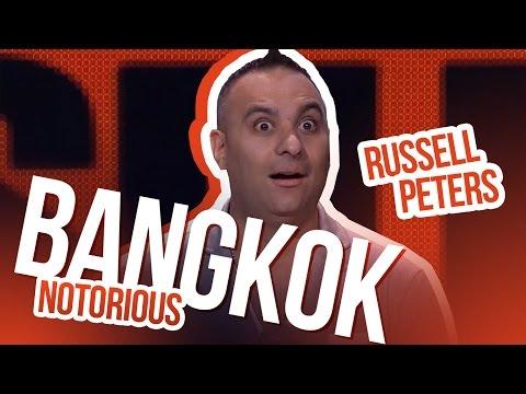 """Bangkok"" | Russell Peters - Notorious Mp3"