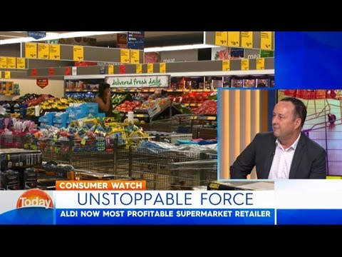The Impact Of Aldi On Wooloworths And Coles - Brian Walker Comments