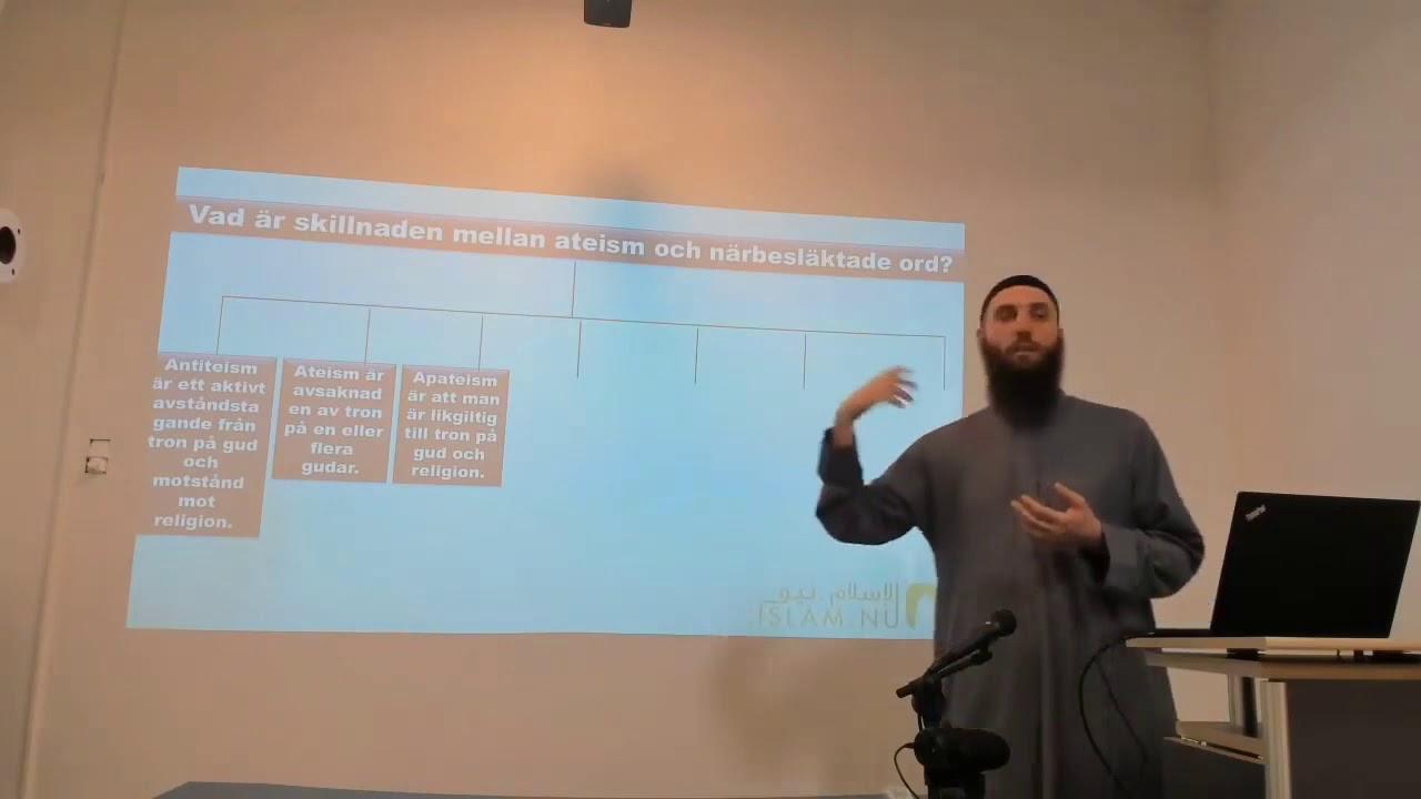 En kritisk analys av ateismen | del 1 | Shaykh Abdullah as-Sueidi