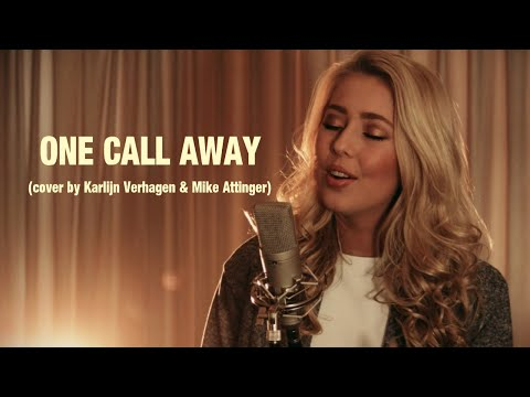 One Call Away - Charlie Puth (cover by Karlijn Verhagen & Mike Attinger)