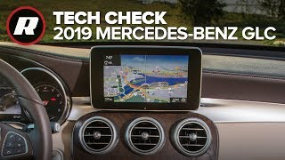 Tech Check: COMAND in the 2019 Mercedes-Benz GLC is a tech throwback
