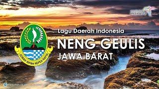 Gambar cover Neng Geulis - Lagu Daerah Jawa Barat (Karaoke, Lirik dan Terjemahan)