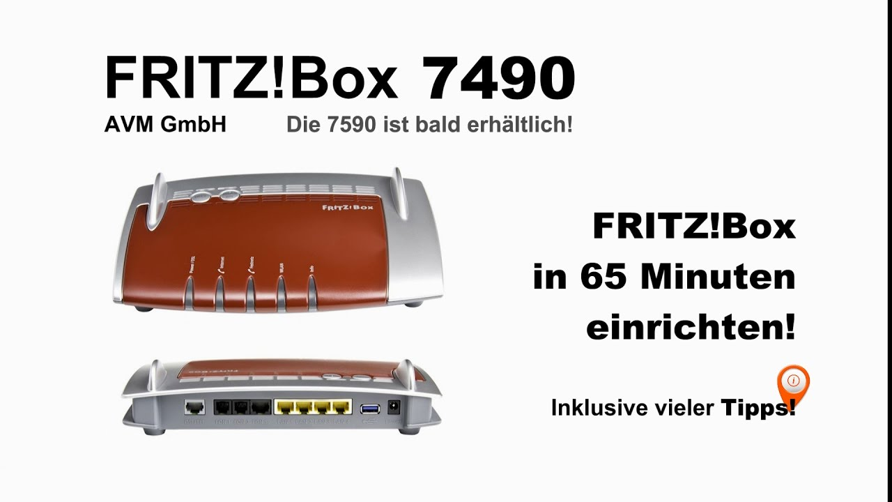 fritz box 7490 einrichten ip telefonie fax nas vpn portfreigabe telekom dect wlan repeater. Black Bedroom Furniture Sets. Home Design Ideas