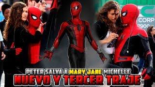 ¡¡¿OTRO MAS?!! TERCER TRAJE de SPIDER-MAN FILTRADO - Far From Home Avengers 4