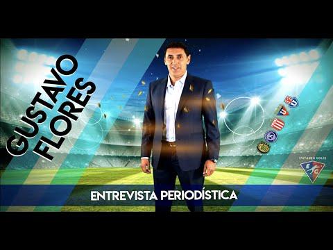 Gustavo Flores, preparador de arqueros.wmv