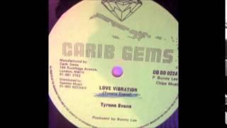 Tyrone Evans -  Love Vibration
