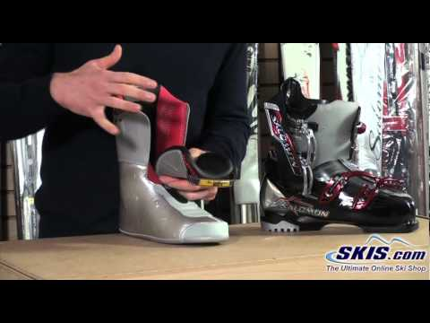 Salomon Mission RS 7 Ski Boots 2009