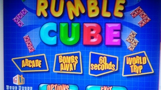 [game] Play Rumble Cube