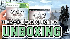Assassin S Creed The Americas Collection Reviews Youtube