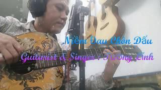 Niềm Đau Chôn Dấu (ca sĩ Ngọc Lan) - Guitar cover Lớp Nhạc G-FACE