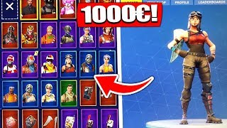 Get Fortnite SEASON 1 account from ZUSCHAUER! - Fortnite Battle Royale | The Fruit Dwarf