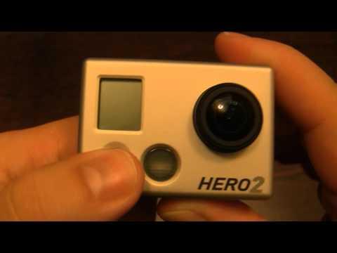 GoPro HERO2 HD recenzja, prezentacja, test, opinia, review.