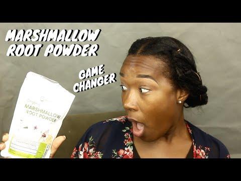 benefits-of-marshmallow-root-powder:-hair-game-changer