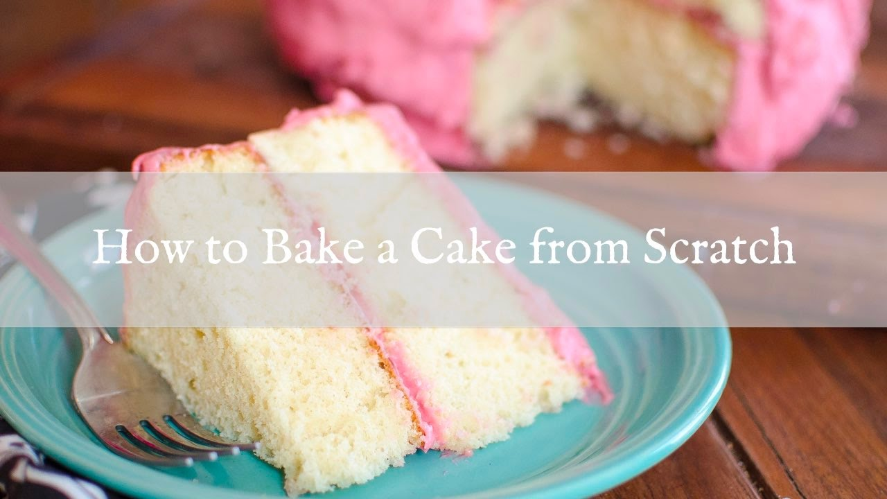 Learn How To Bake a Cake Like SylviaWeinstock