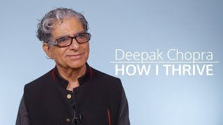 Deepak Chopra on Taking Risks — And Finding Calm Anywhere You Are