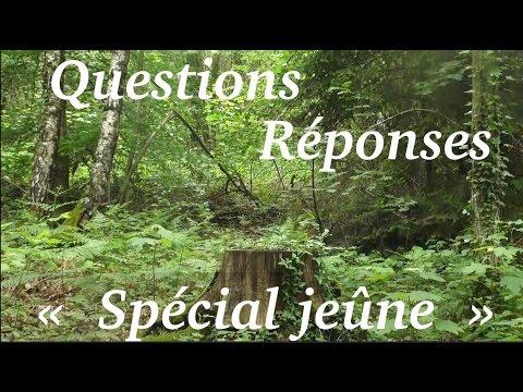 Le jeûne, la fête du corps 10 - Questions / réponses spécial jeûne - www.regenere.org