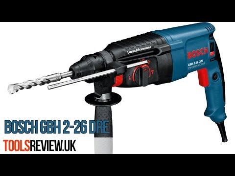 Bosch GBH 2 26 DRE SDS Drill Review