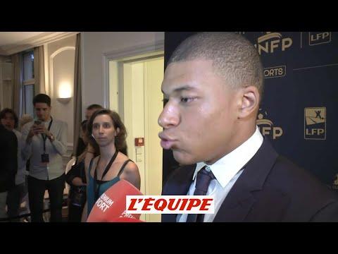 Mbappé «Je suis très fier» - Foot - L1 - PSG