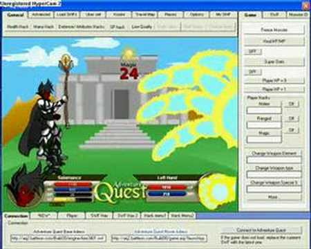 AQ Mega Gold And Exp Cheat