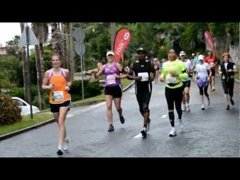 Start of Half & Full Marathon Jan 20 2013