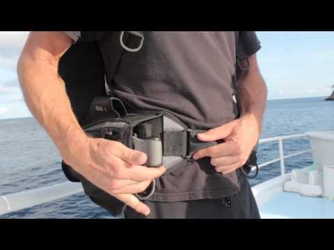 Buoyancy Compensator (BCD) - SureLock II Weight System