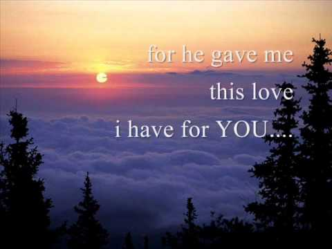 Only God Could Love You More