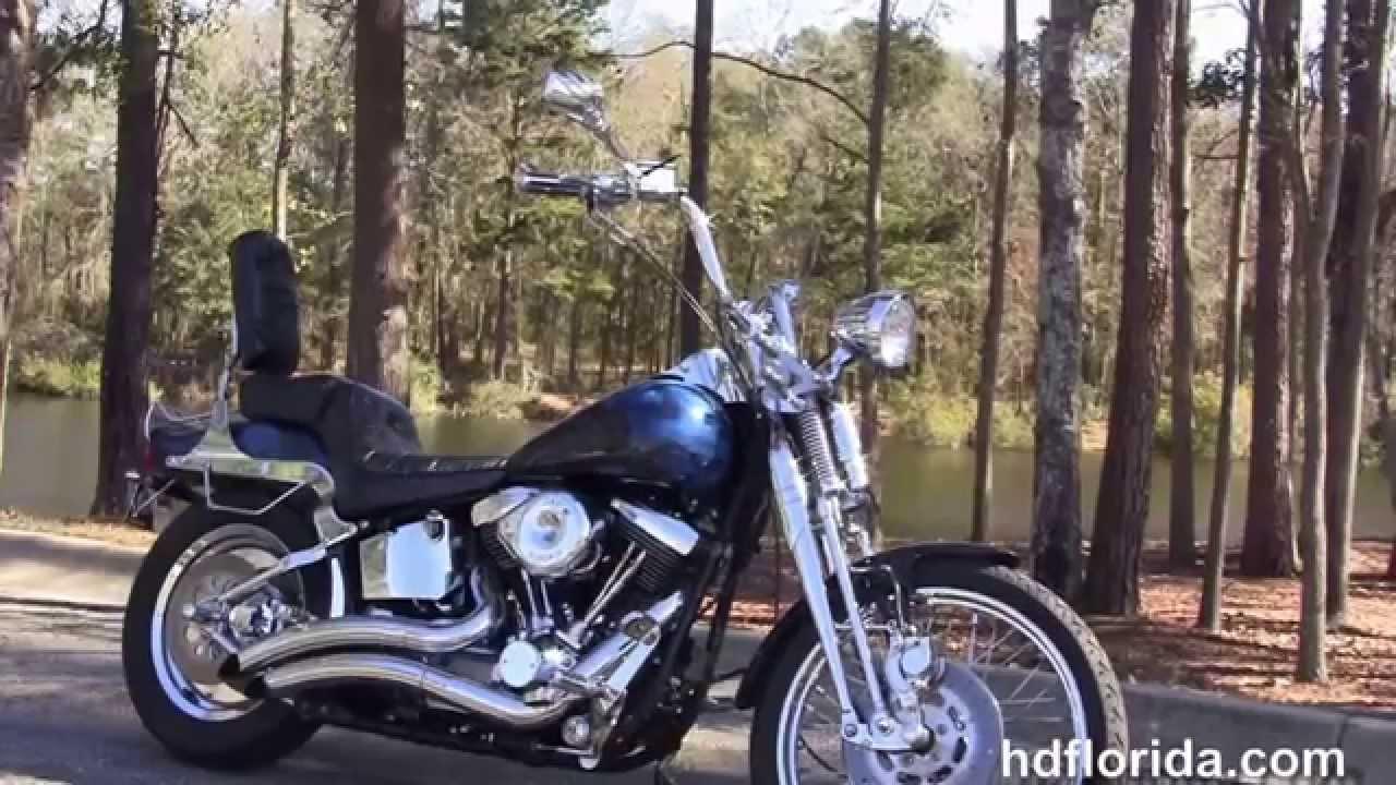 Used 1992 Harley Davidson Softail Springer Motorcycles For Sale