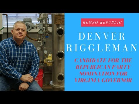 Denver Riggleman's Whiskey Rebellion