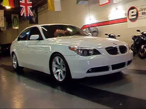 2007 Bmw 550i Sport Edirect Motors Youtube