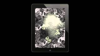 Voyage au centre de la Terre, Jules Verne - Livre interactif