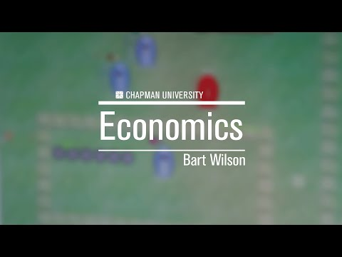 Bart Wilson - Building Economic Research Projects