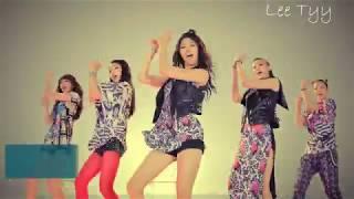 EXID MV History (2012-2017)