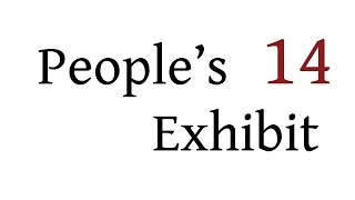 People's Exhibit - Ep 14 - RNG, Oscars, Game Porn et al - 13/08/2015