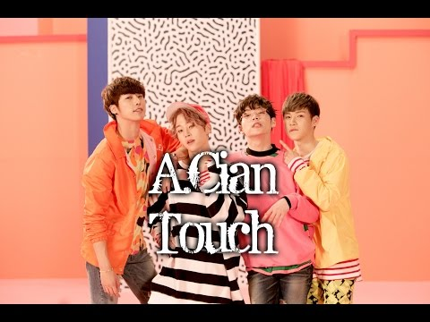 A.CIAN - TOUCH MV names/members