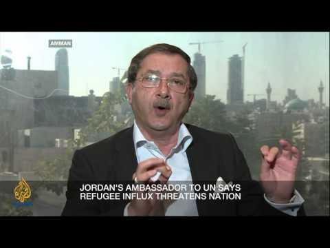 Inside Syria - Jordan: Straddling Syria sensitivities