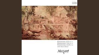 Piano Sonata No. 10 in C Major, K. 330 (300h) : III. Allegretto