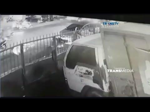 Rekaman CCTV Aksi Perampokan & Pembunuhan Sadis, Polisi Buru Pelaku