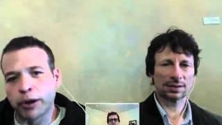 Donald Miller & Steve Taylor Interview (Blue Like Jazz: The Movie) [w/ Kurt Willems]